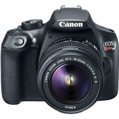 'Canon EOS Rebel T6 digital camera EOS Rebel T6 18 Megapixel Digital SLR Camera'