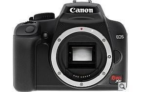 Canon EOS Rebel XS SLR Digital Camera Body (Black)