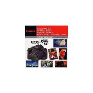 Canon DVD: Rick Sammon's Canon EOS Digital Rebel XTi Personal Training