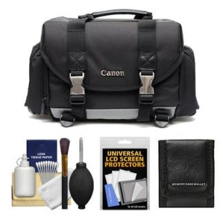 Canon 200DG Digital Camera Bag Case for Rebel T3i T3 T4i EOS 6D 7D DSLR Camera