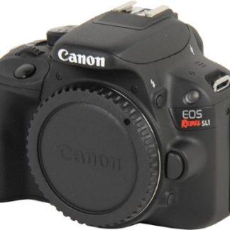 Canon EOS Rebel SL1 18MP SLR Digital Camera Body