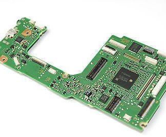 Canon EOS 100D (EOS Rebel SL1) Main Board PCB Mother Board + software A0696