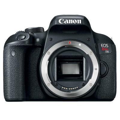 Canon EOS Rebel T7i DSLR Camera Body #1894C001