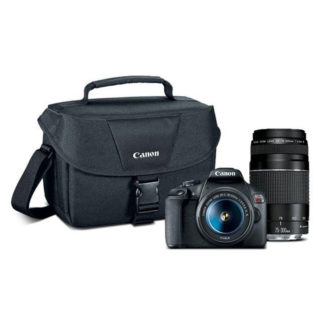 canon eos rebel t7 double zoom kit